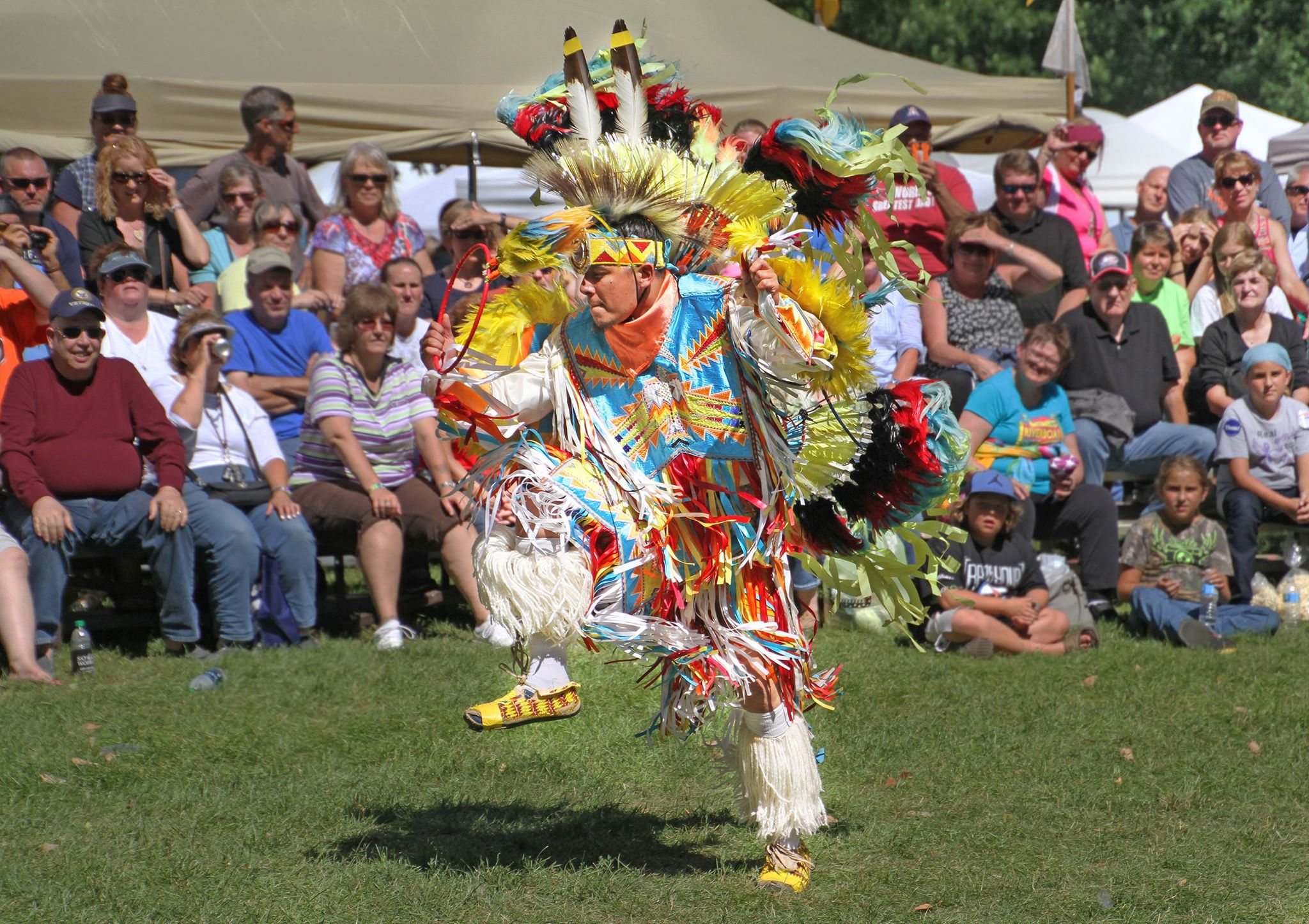 rbd native american dancer