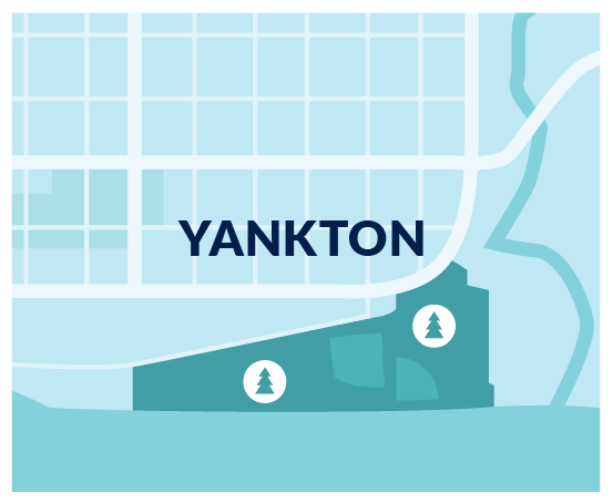 City of Yankton Map Icon